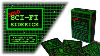 Solo Sci-Fi Sidekick