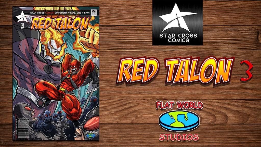 Red Talon 3