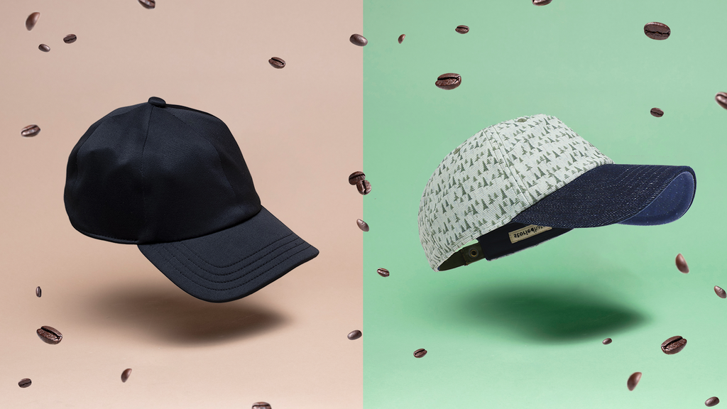 Hats from Coffee, Algae, & Cactus by Storied Hats — Kickstarter