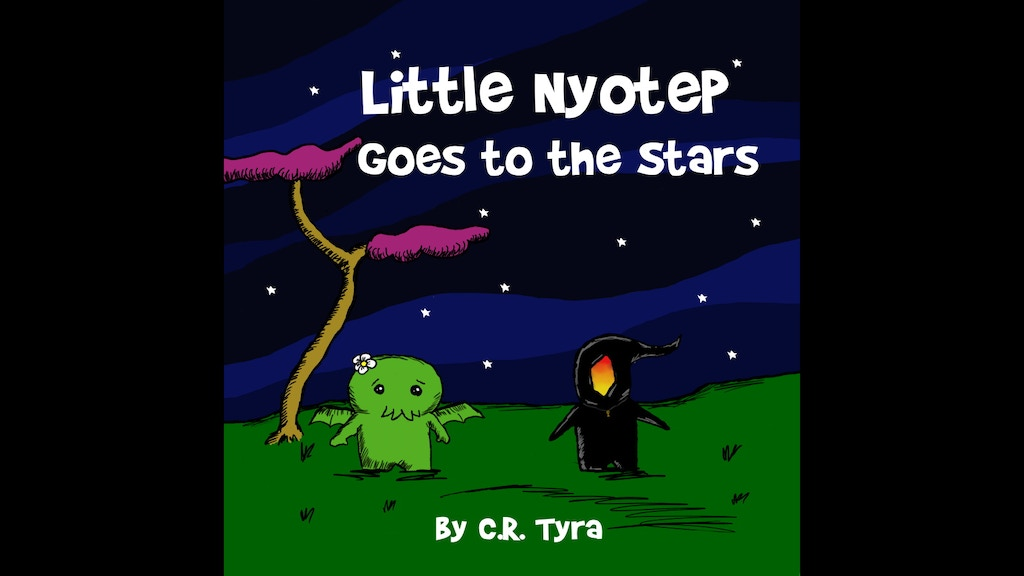 Little Nyotep Goes to the Stars
