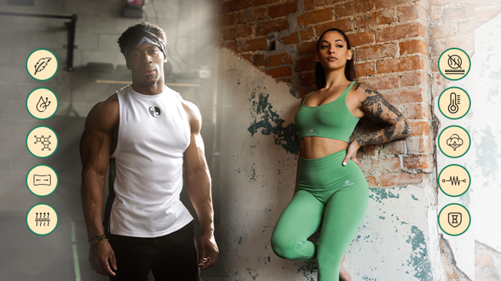 Hightech Sustainable Activewear by LeagueOne