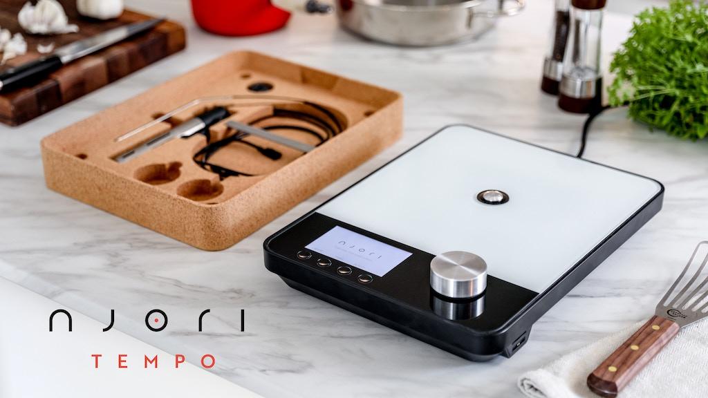 Njori Tempo - The smart cooker for adventurous chefs