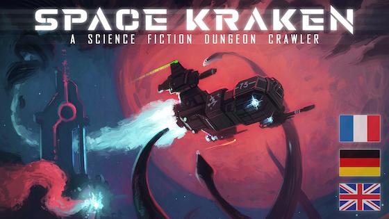 Space Kraken board game