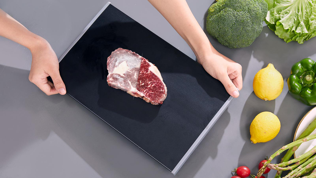 ICEGONE: Defrost food in a most natural, fast & healthy way