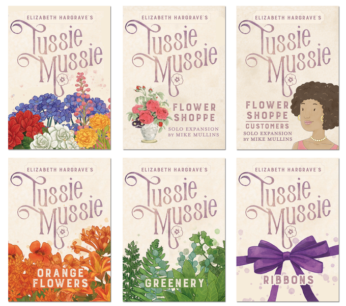 Tussie Mussie: Expansion Collection