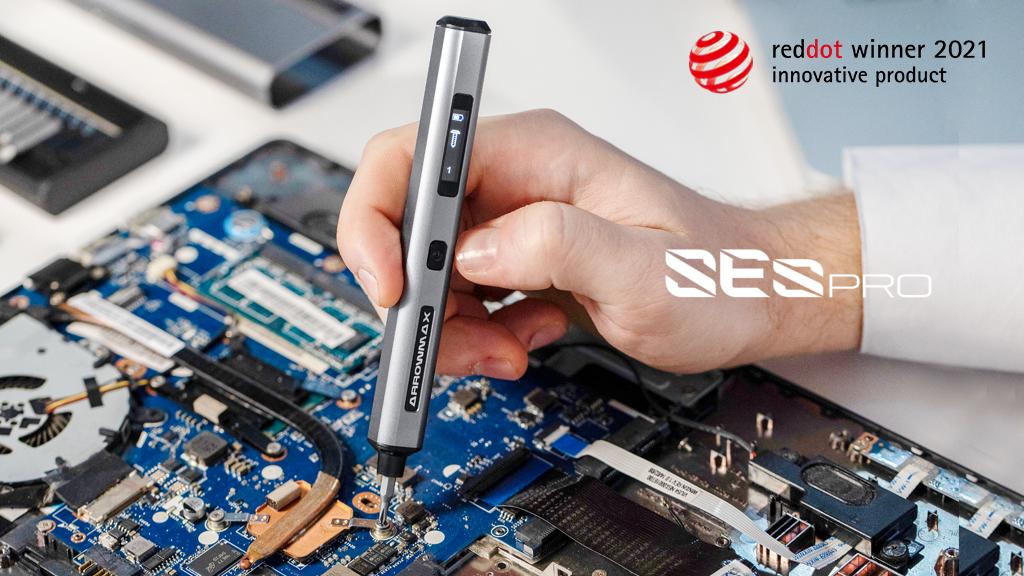 SES PRO -Smart Motion Control Electric Screwdriver