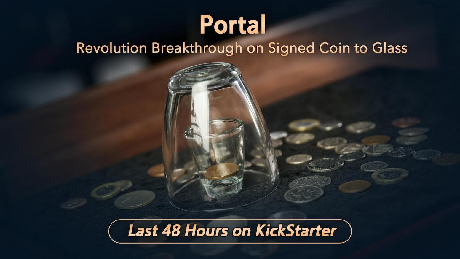 Portal by Eric Chien & TCC by T Magic — Kickstarter
