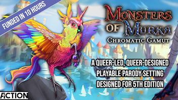 Monsters of Murka: Chromatic Gamut