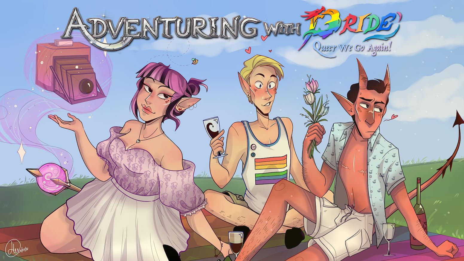 Adventuring with Pride 2 promo image