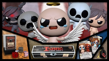 The Binding of Isaac: Four Souls Requiem