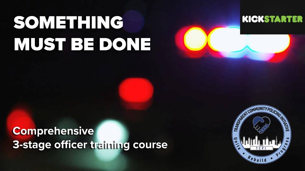 Transparent Community Policing Initiative