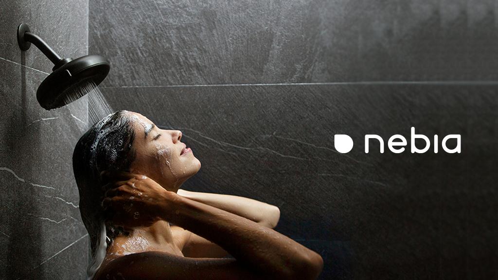 Nebia by Moen Quattro - 4 powerful shower modes, 50% savings by Nebia —  Kickstarter