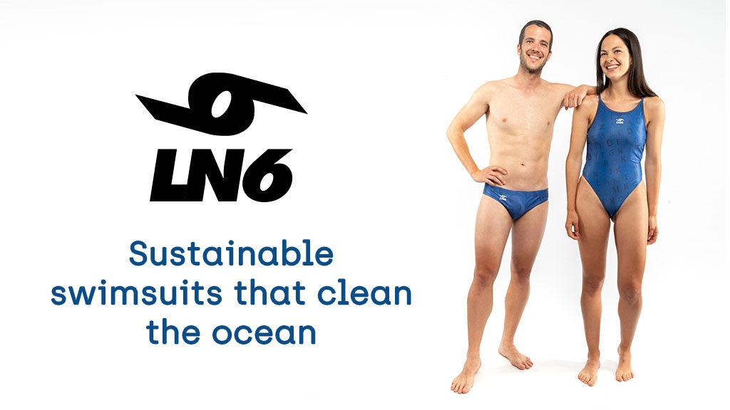 LN6 - Sustainable swimsuits that clean the oceans