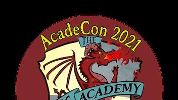 AcadeCon 2021: Fellowship of the Con
