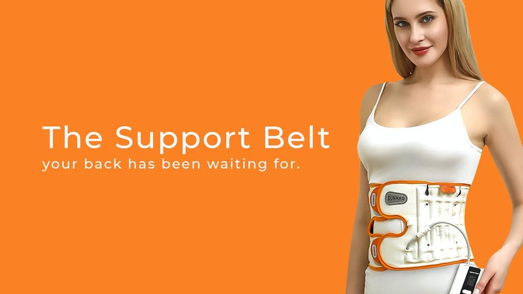 Deamo lumbar belt – More comfort, More support