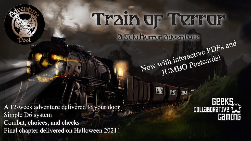Adventure Post: Train of Terror