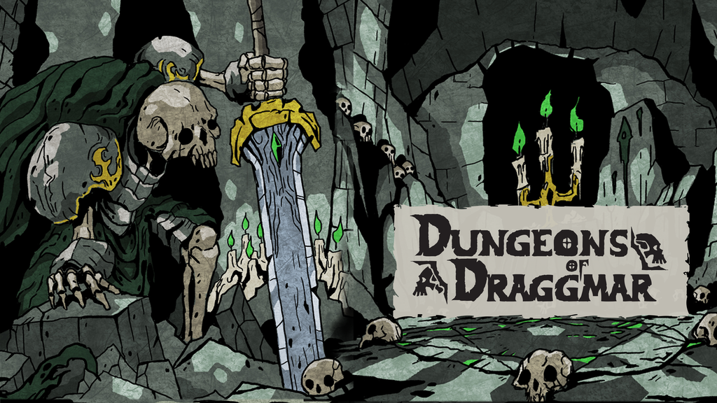 Dungeons Of Draggmar