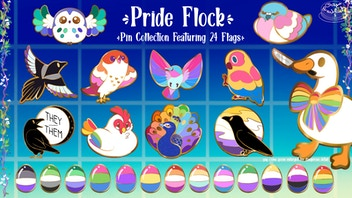 Pride Flock