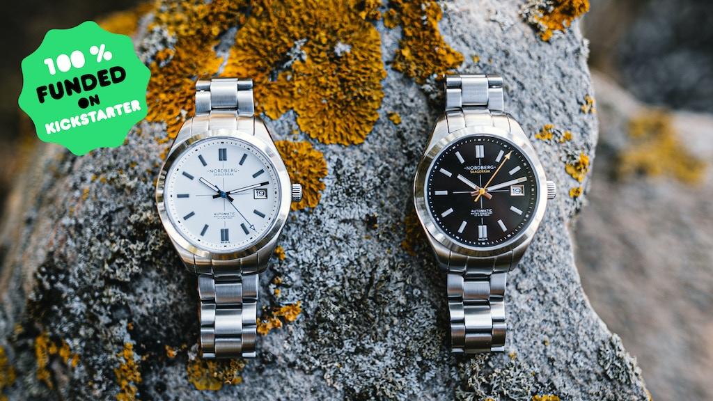Nordberg Skagerrak: The Swedish Automatic Watch
