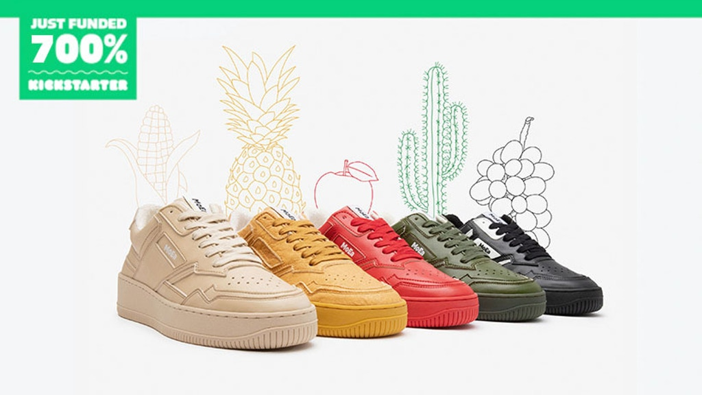 MoEa   When Science turns Fruits & Plants into Sneakers project video thumbnail