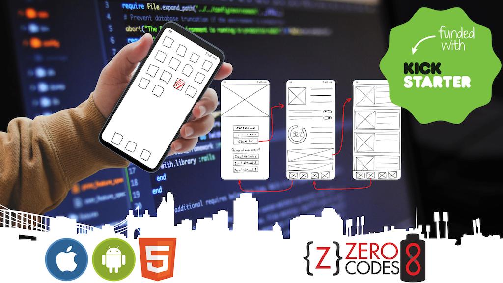 Zero Codes Infinity - DIY App Builder for Everyone