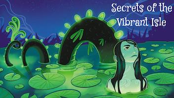 Secrets of the Vibrant Isle