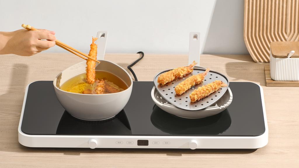 Taste plus - Multipurpose 3-In-1 Cookware