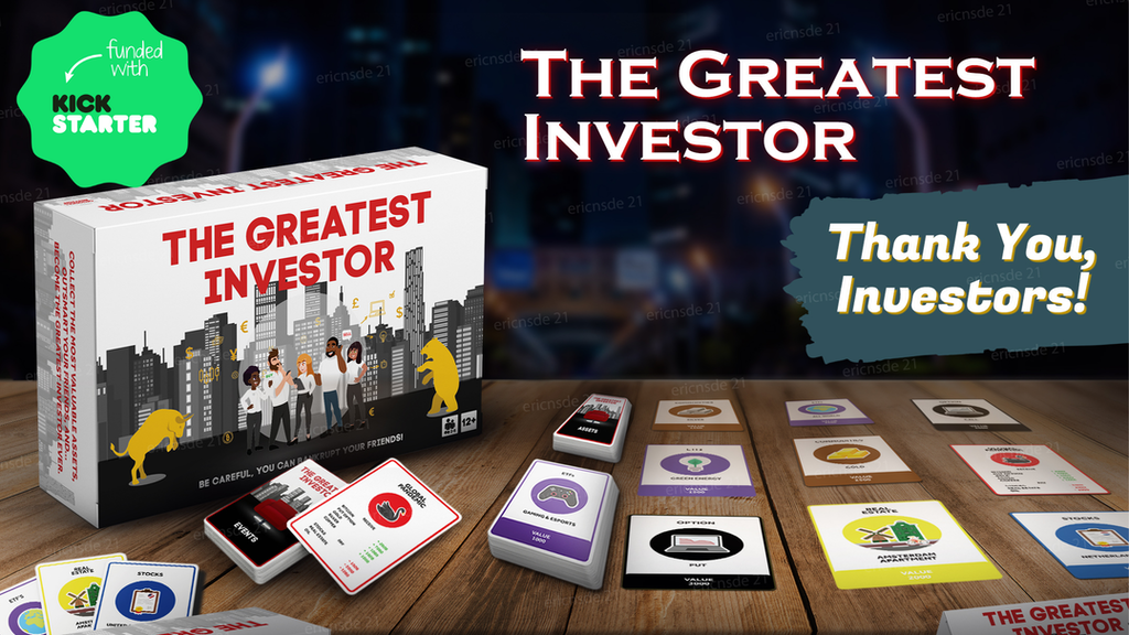 THE GREATEST INVESTOR