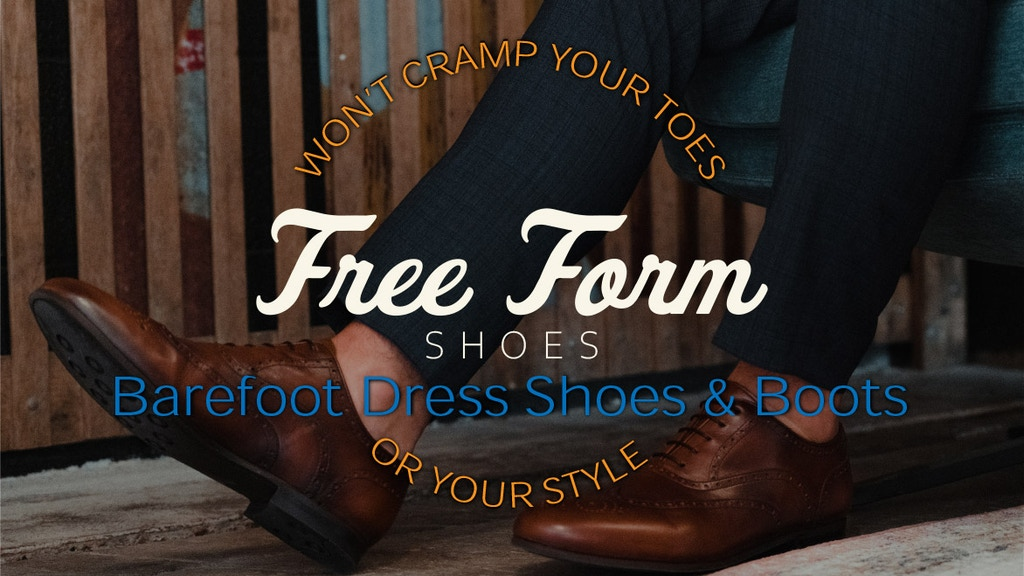 BAREFOOT DRESS SHOES by Free Form Shoes