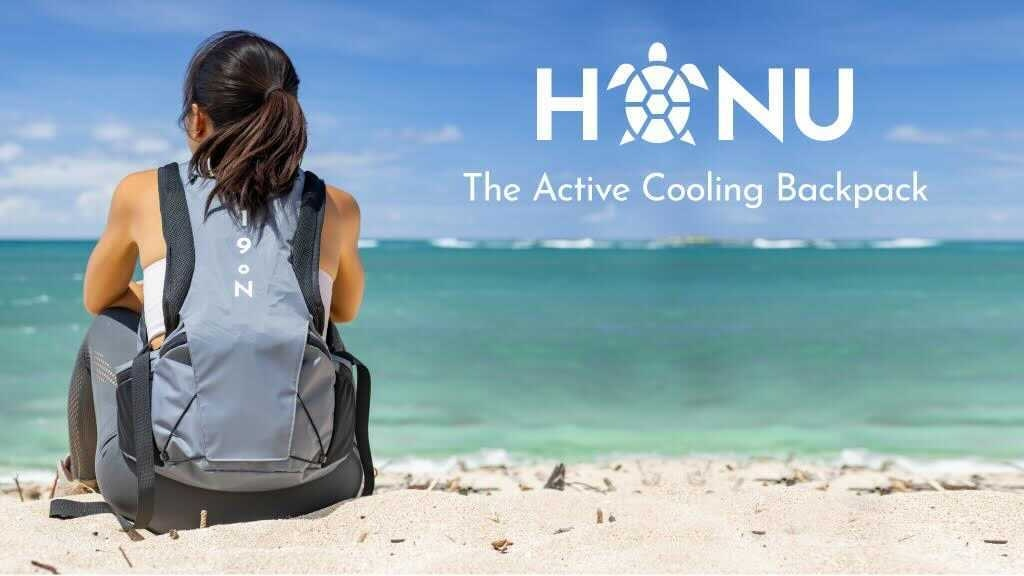 Honu: NASA-Inspired Cooling Backpack for Hot Weather