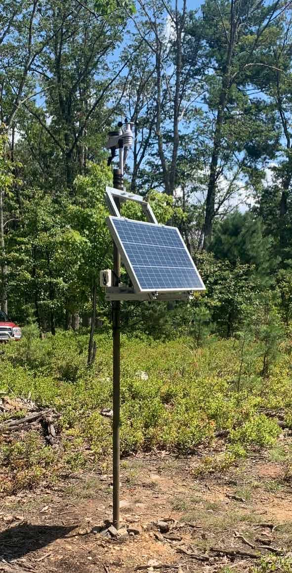 SolarMAX2 Beta Test at a new Winery in Virginia