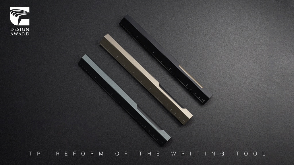 TP Pen | Reform of the Writing Tool