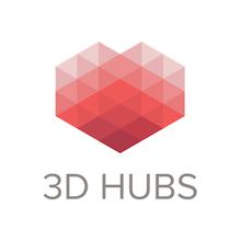 Resultado de imagem para 3d hubs logo