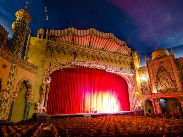 Regal Avalon 12 >> Resurrecting the Legendary New Regal Theater (Canceled) by Community Capital Investment Partners ...