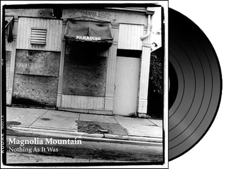 Magnolia mountain nothing as it was vinyl project by for 416 americana cuisine