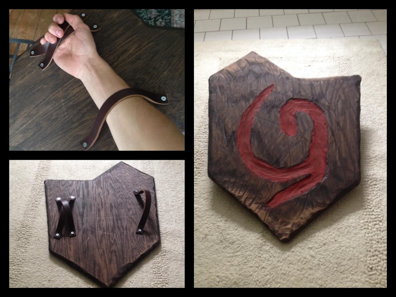 deku shield replica - photo #28