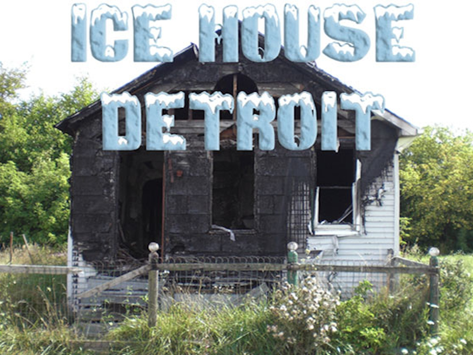 Ice house detroit by gregory holm and matthew radune for Detroit house music
