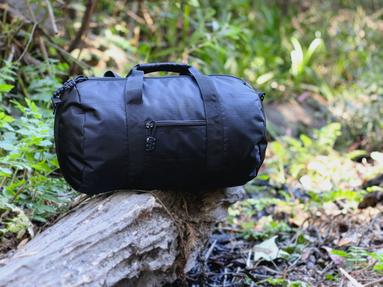 Bomberco com best damn duffel bag by bomber barrel for Bomber bag review