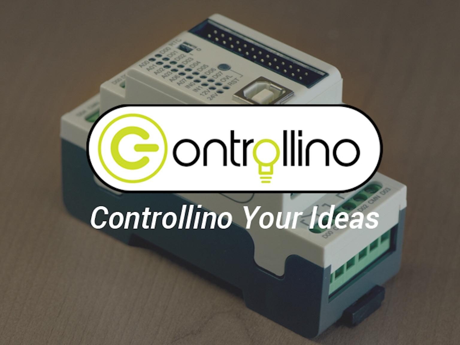 CONTROLLINO PLC (ARDUINO compatible) by SG-TRONIC INC ...