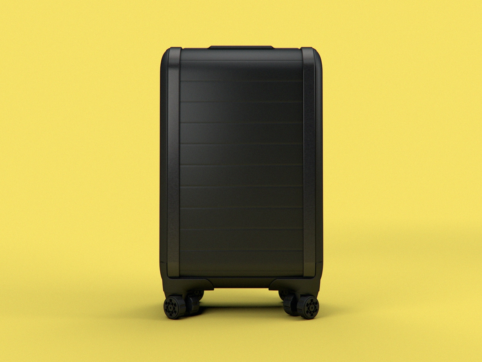 Trunkster: Zipperless Luggage with GPS + Battery + Scale ...