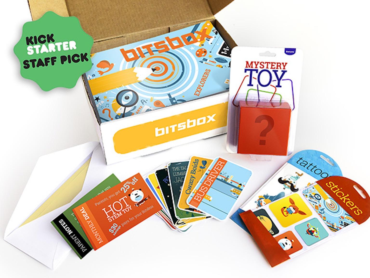Kickstarter Projekt: Bitsbox