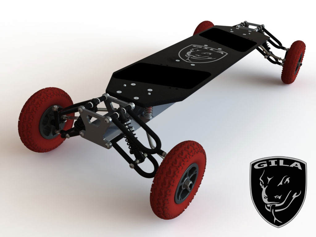 gila board skateboard by chris terpstra kickstarter. Black Bedroom Furniture Sets. Home Design Ideas