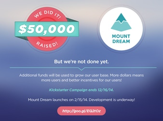 Mount Dream: Test Your $1,000,000 Idea For Just $100!