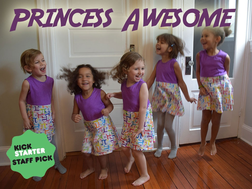 Princess Awesome's video poster