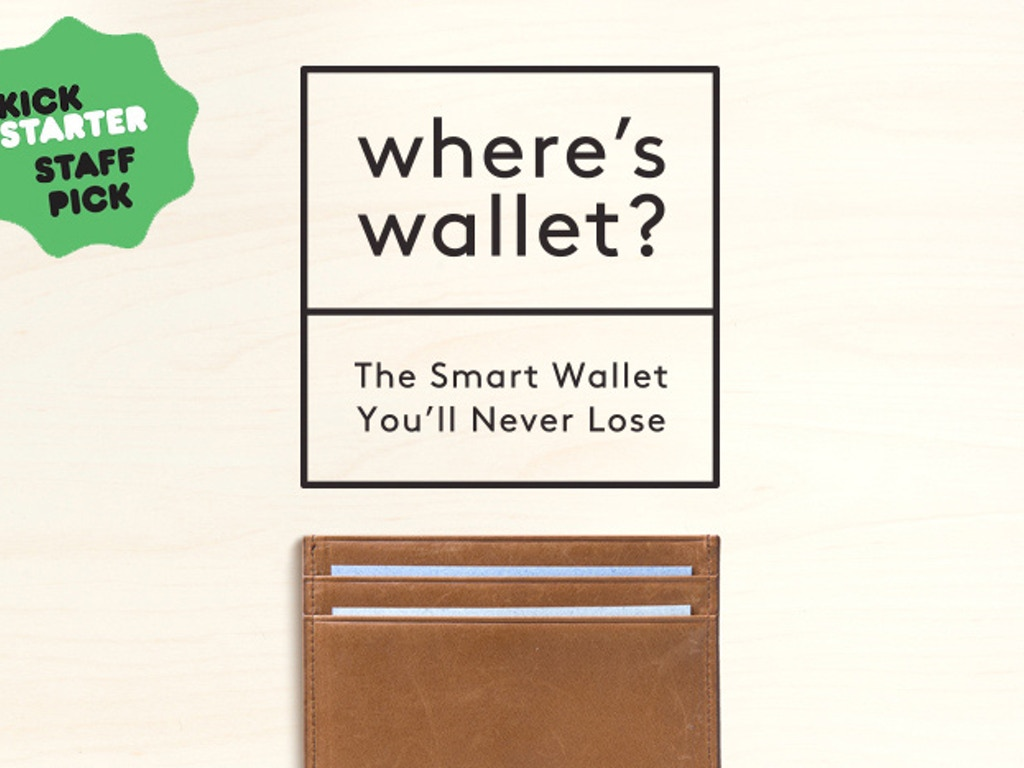 Where's Wallet: The Smart Wallet You'll Never Lose's video poster