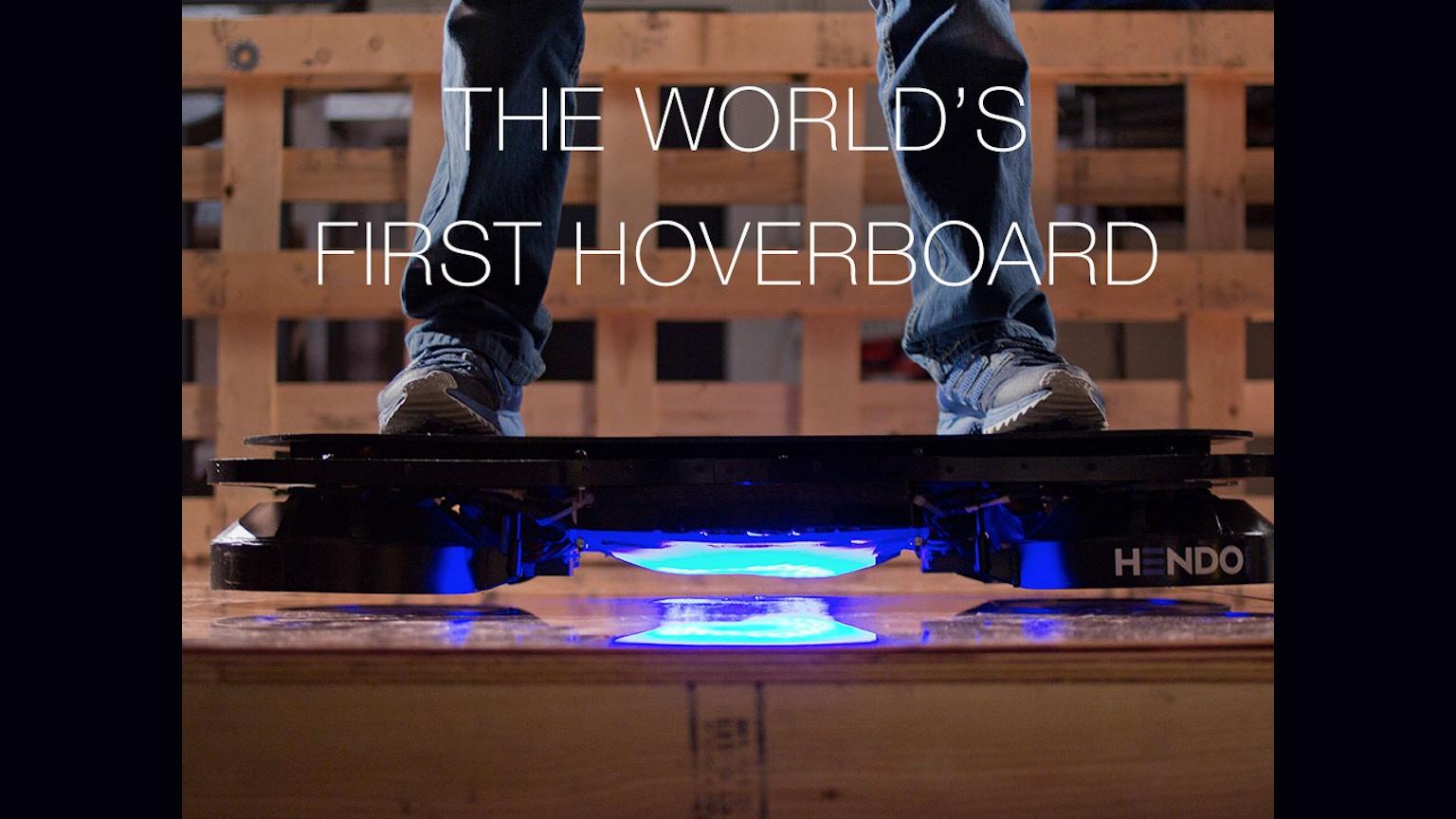 Hoverboard, la evolución del transporte eléctrico personal Photo-original