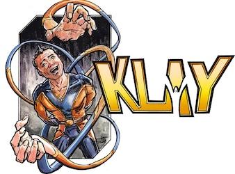 "KLAY: A super hero ""Quickstarter"" (7 days only!) comic book"