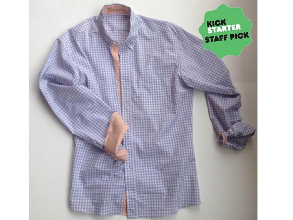 reichardt mens dress shirts designed to be worn untucked