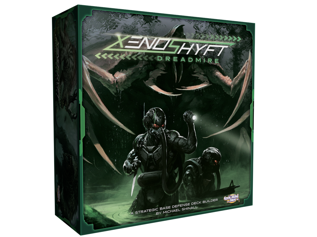 XenoShyft: Dreadmire miniatura de video del proyecto