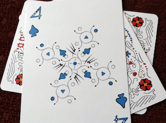 Unique Designs Playing Cards